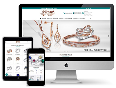 MCGIVERNS FINE JEWELRY & GIFTS